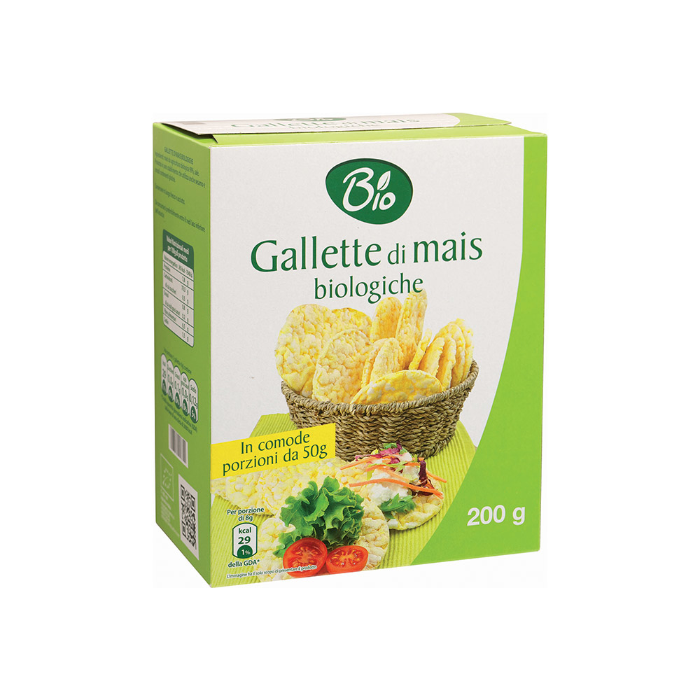 Gallette di Mais BIO