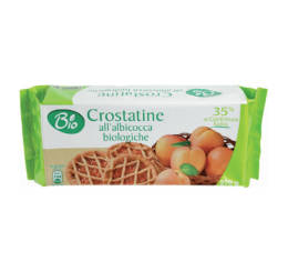 Crostatine all'Albicocca BIO