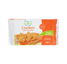 Crackers Senza Glutine